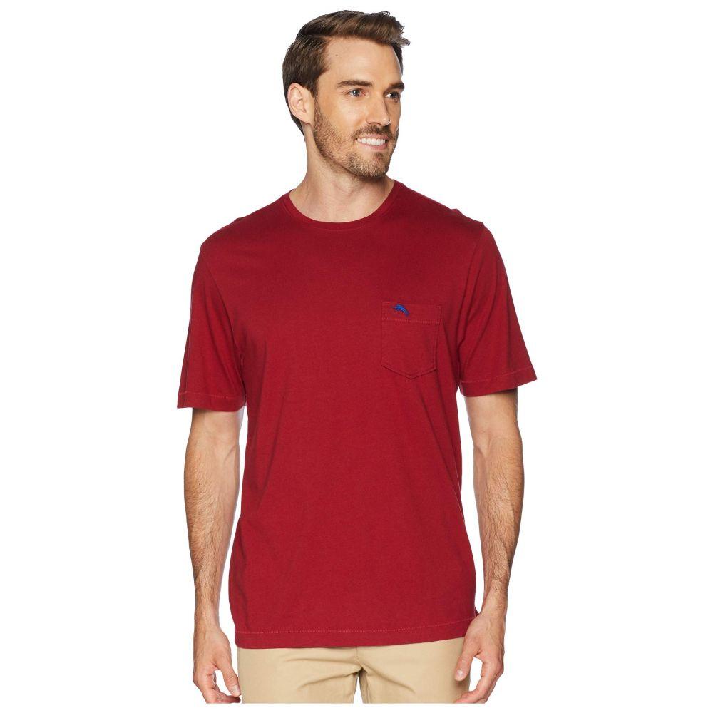 トミー バハマ Tommy Bahama メンズ トップス Tシャツ【New Bali Skyline T-Shirt】Plum Raisin