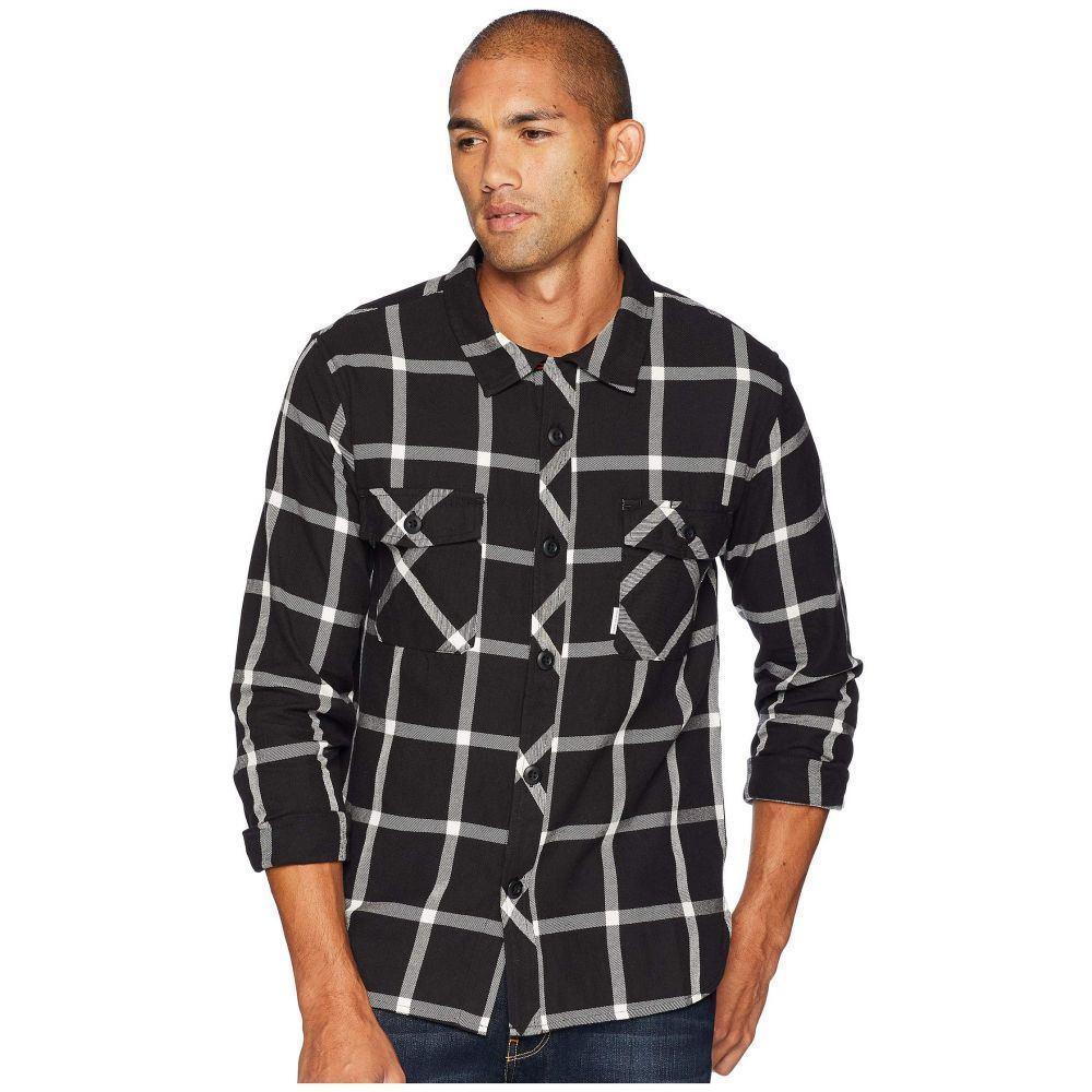 トポ デザイン Topo Designs メンズ トップス シャツ【Field Shirt - Plaid】Black/Natural