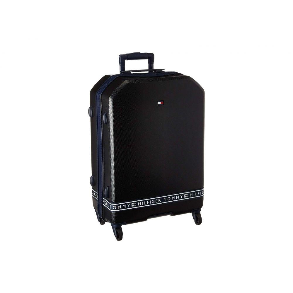 トミー ヒルフィガー Tommy Hilfiger レディース バッグ スーツケース・キャリーバッグ【25' Sneaker Sport Upright Suitcase】Black