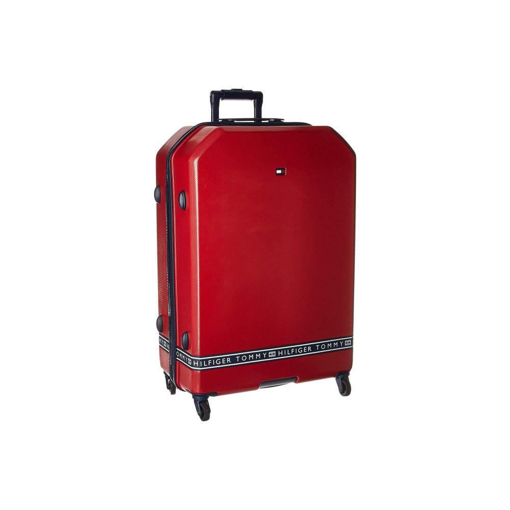 トミー ヒルフィガー Tommy Hilfiger レディース バッグ スーツケース・キャリーバッグ【28' Sneaker Sport Upright Suitcase】Red