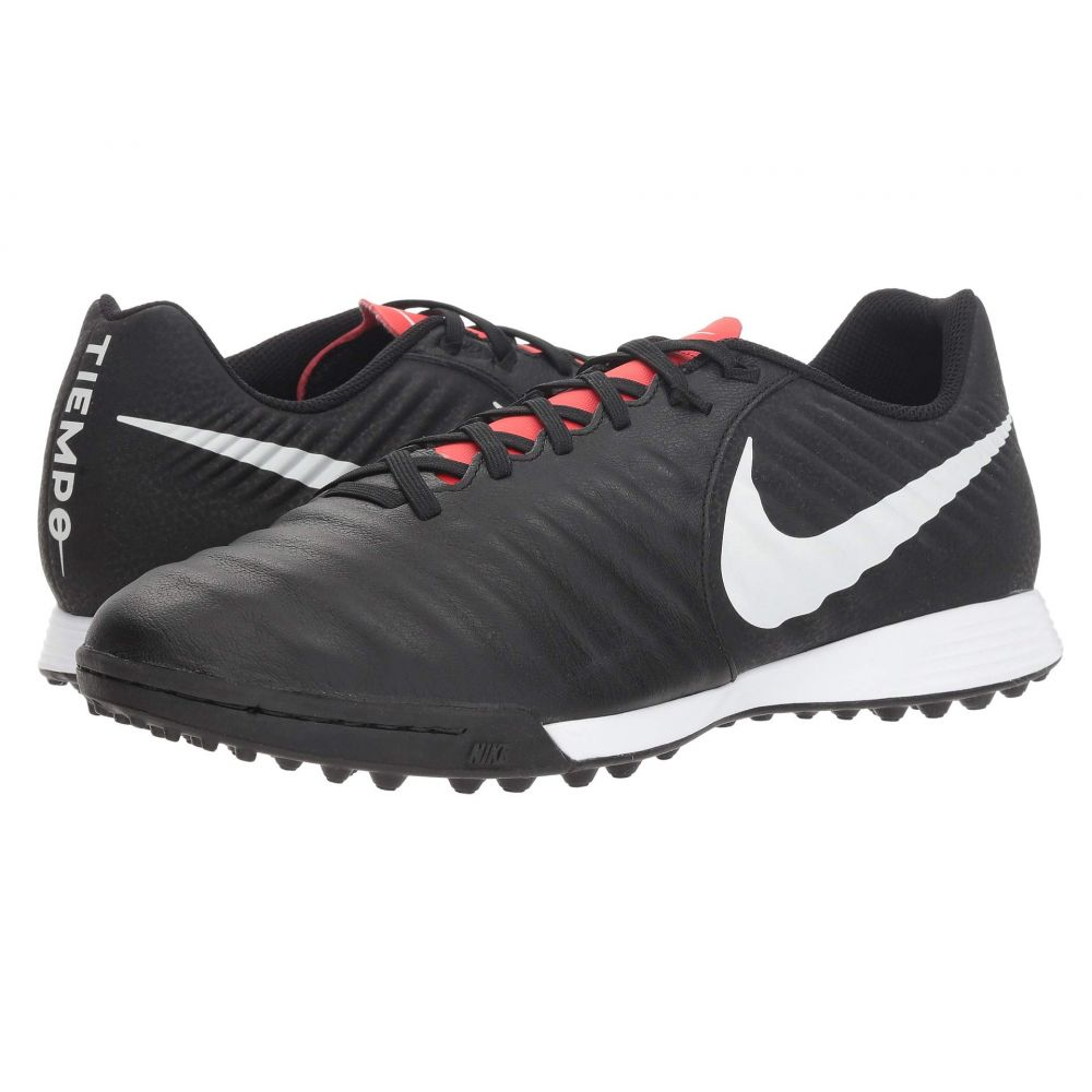 ナイキ Nike メンズ サッカー シューズ・靴【Tiempo LegendX 7 Academy TF】Black/Pure Platinum/Light Crimson