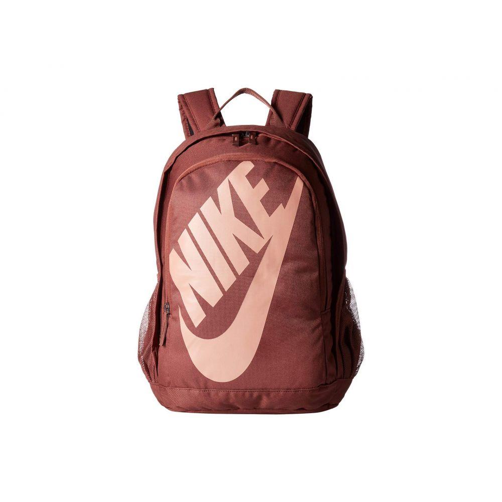 ナイキ Nike レディース バッグ バックパック・リュック【Hayward Futura 2.0】Red Sepia/Black/Rust Pink