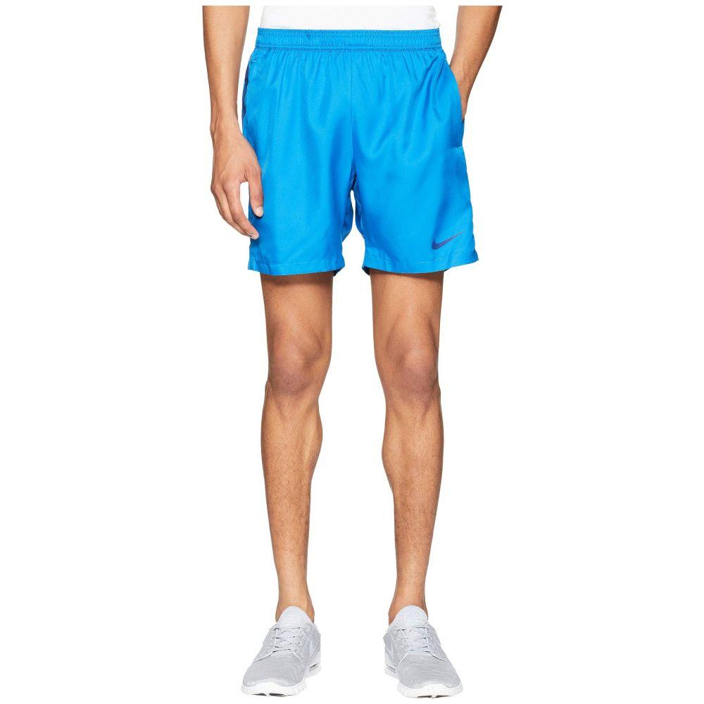 ナイキ Nike メンズ テニス ボトムス・パンツ【Court Dry 7' Tennis Short】Military Blue/Blue Void/Blue Void