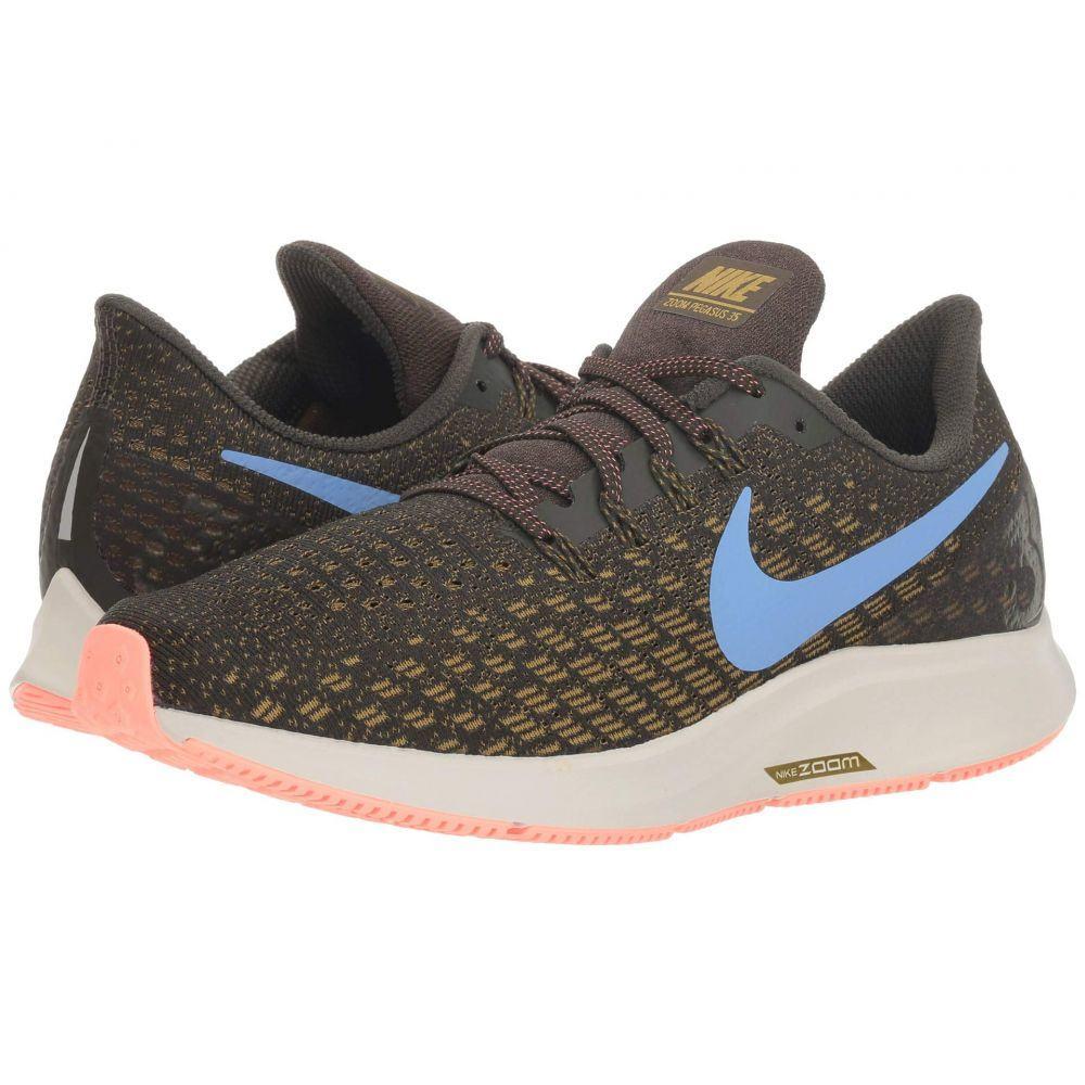 ナイキ Nike レディース ランニング・ウォーキング シューズ・靴【Air Zoom Pegasus 35】Sequoia/Royal Pulse/Olive Flak