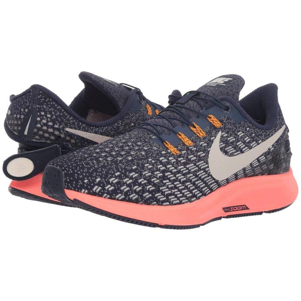 ナイキ Nike レディース ランニング・ウォーキング シューズ・靴【Air Zoom Pegasus 35 FlyEase】Blackened Blue/Moon Particle