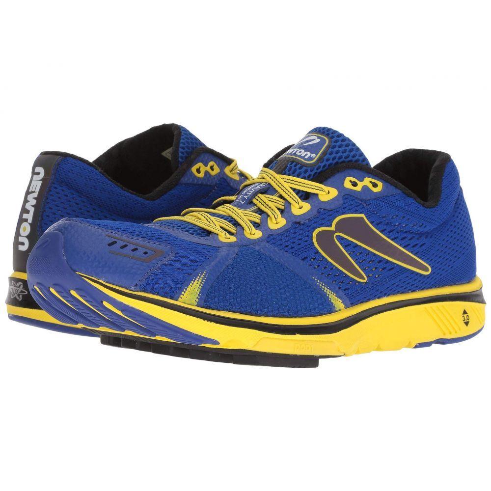 ニュートンランニング Newton Running メンズ ランニング・ウォーキング シューズ・靴【Gravity 7】Royal Blue/Yellow