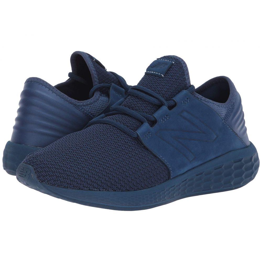 ニューバランス New Balance メンズ ランニング・ウォーキング シューズ・靴【Fresh Foam Cruz v2 Nubuck】Moroccan Tile/Pigment