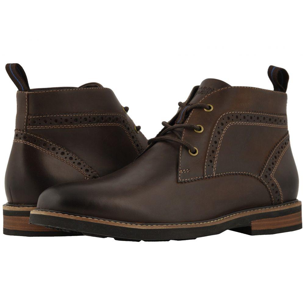 ナンブッシュ Nunn Bush メンズ シューズ・靴 ブーツ【Ozark Plain Toe Chukka Boot with KORE Walking Comfort Technology】Brown CH