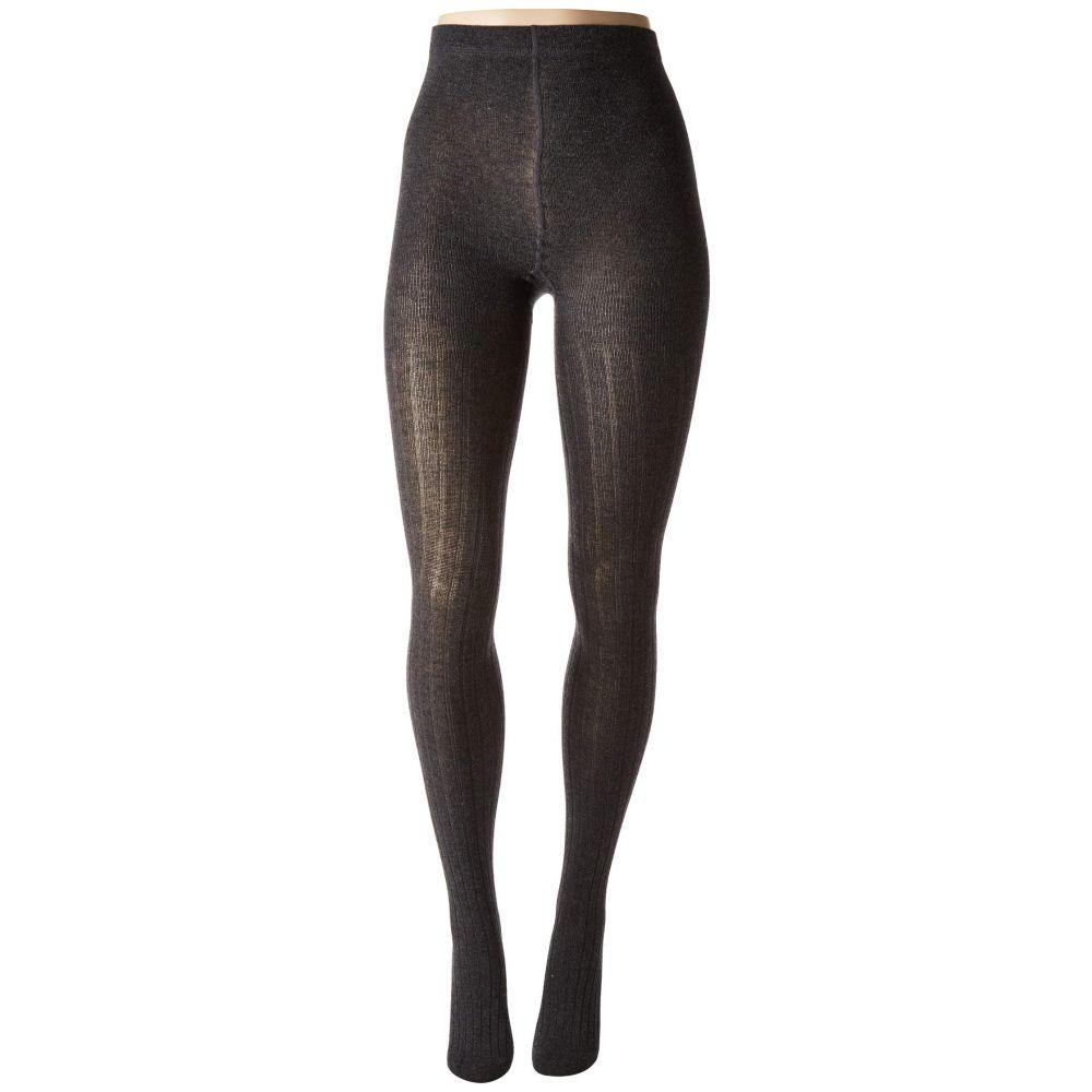 ナトリ Natori レディース インナー・下着 タイツ・ストッキング【Cashmere Rib Sweater Tights】Dark Gray Heather