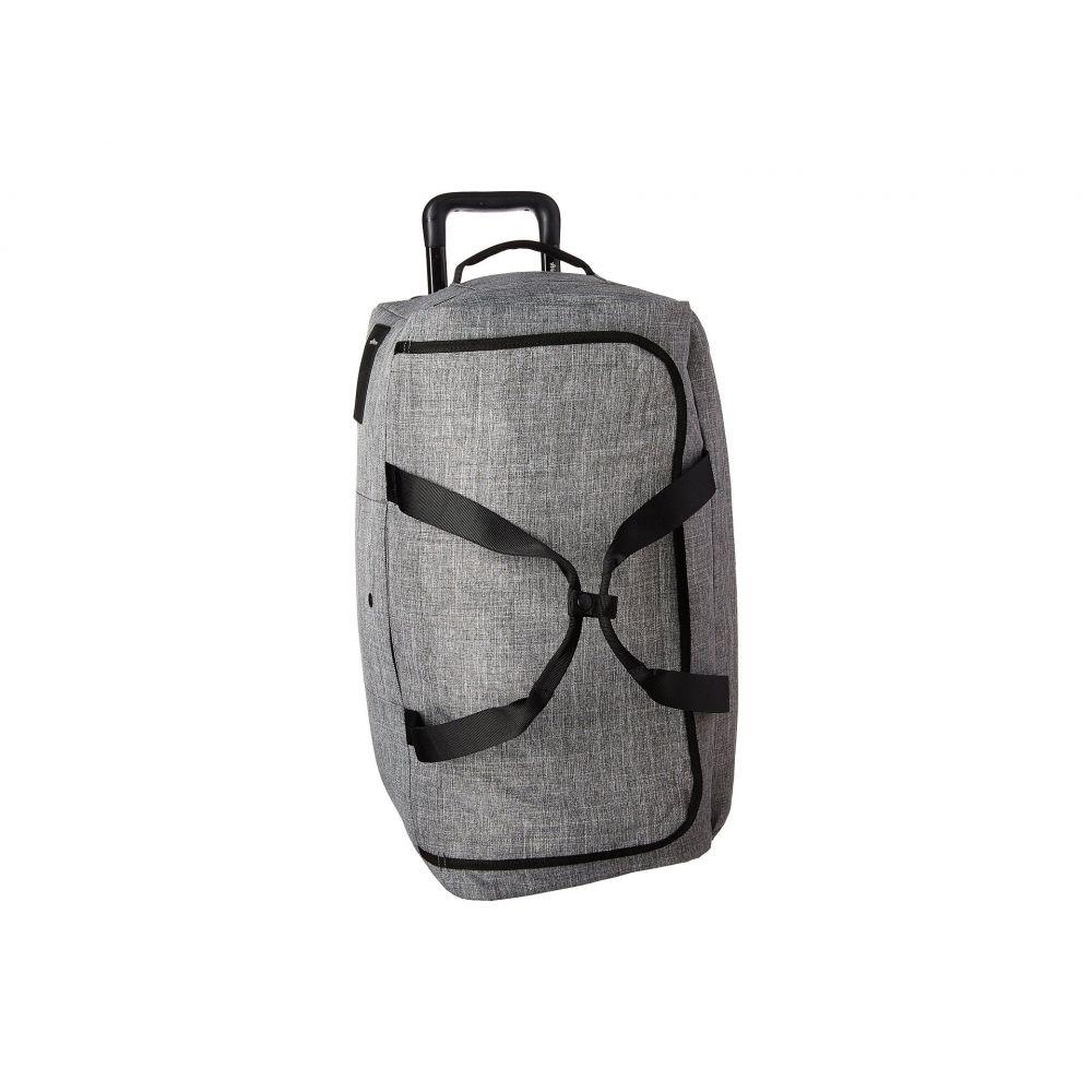 ハーシェル サプライ Herschel Supply Co. レディース バッグ スーツケース・キャリーバッグ【Wheelie Outfitter】Raven Crosshatch 1
