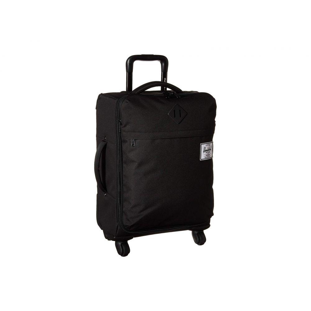 ハーシェル サプライ Herschel Supply Co. レディース バッグ スーツケース・キャリーバッグ【Highland Carry-On】Black
