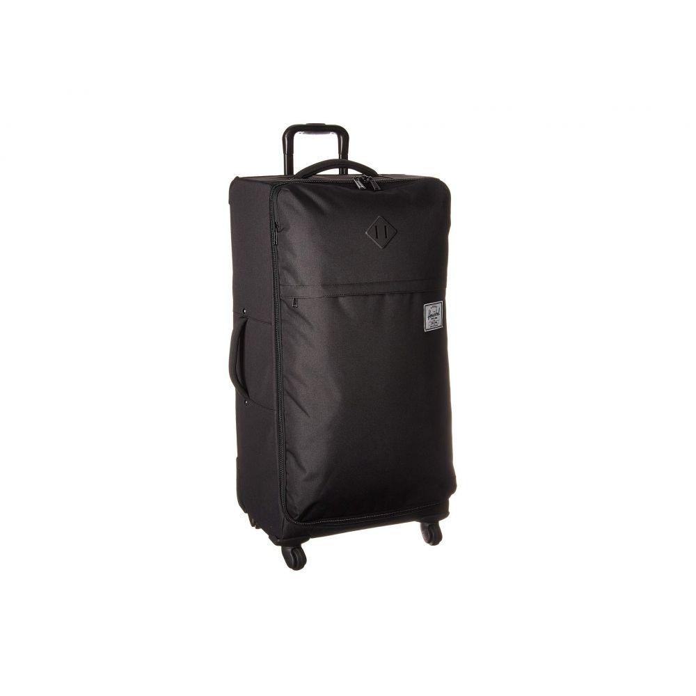 ハーシェル サプライ Herschel Supply Co. レディース バッグ スーツケース・キャリーバッグ【Highland Large】Black