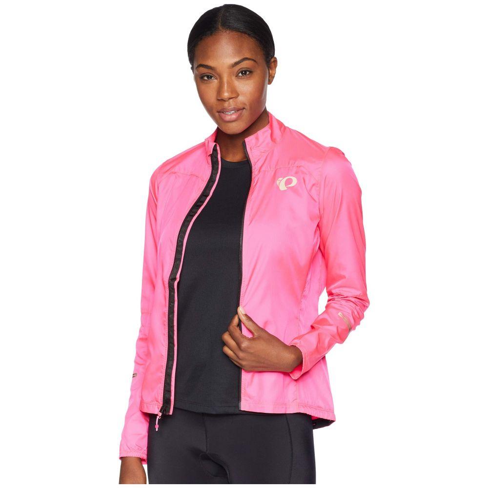 パールイズミ Pearl Izumi レディース 自転車 アウター【W ELITE Barrier Cycling Jacket】Screaming Pink