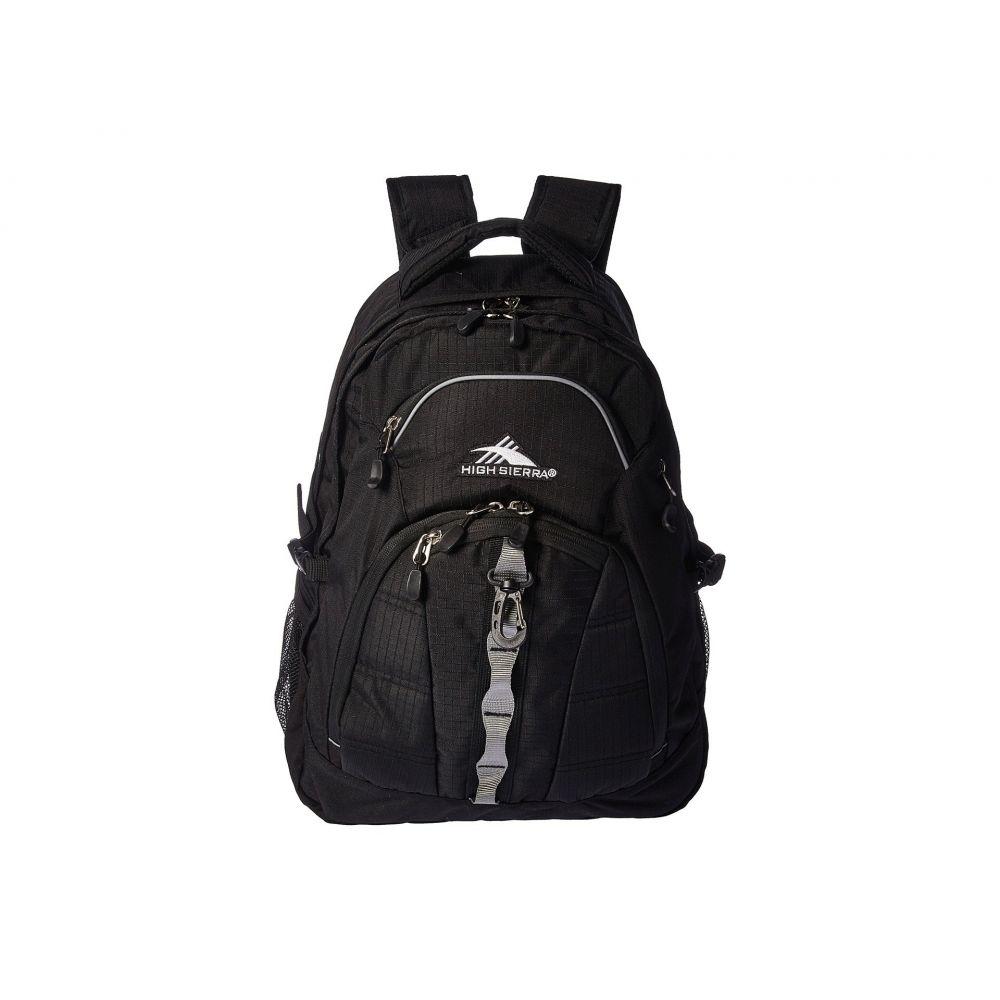 ハイシエラ High Sierra レディース バッグ バックパック・リュック【Access II Backpack】Black