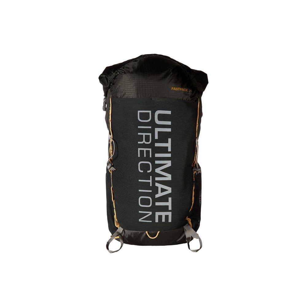 アルティメイト ディレクション Ultimate Direction レディース バッグ バックパック・リュック【Fastpack 25】Graphite
