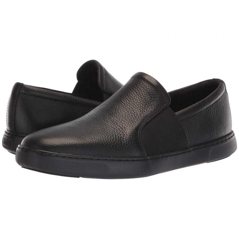 フィットフロップ FitFlop メンズ シューズ・靴 スリッポン・フラット【Collins Slip-On】Black