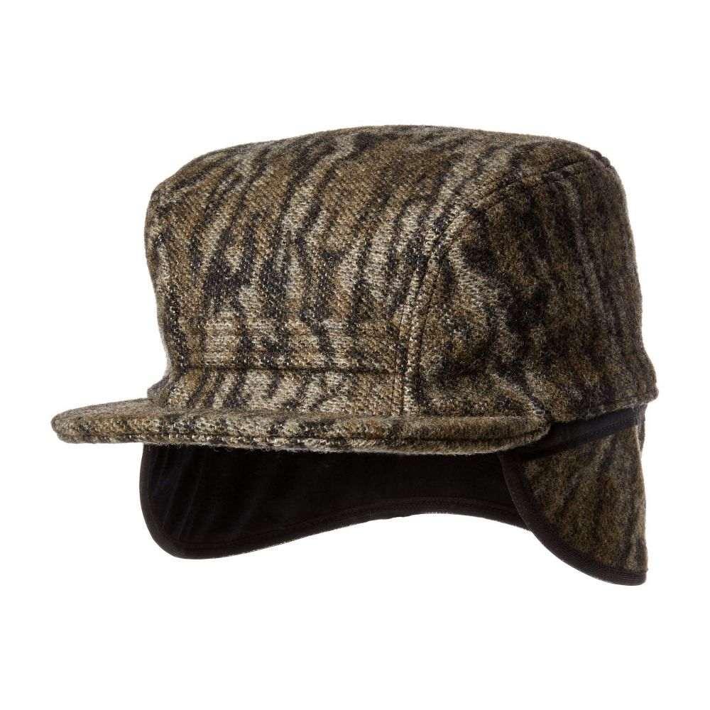 フィルソン Filson レディース 帽子【Mackinaw Cap】Bottom Land