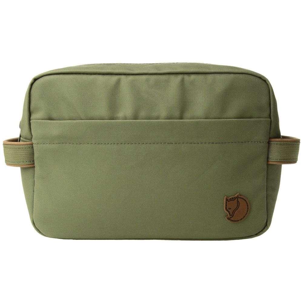 フェールラーベン Fjallraven レディース バッグ【Travel Toiletry Bag】Green
