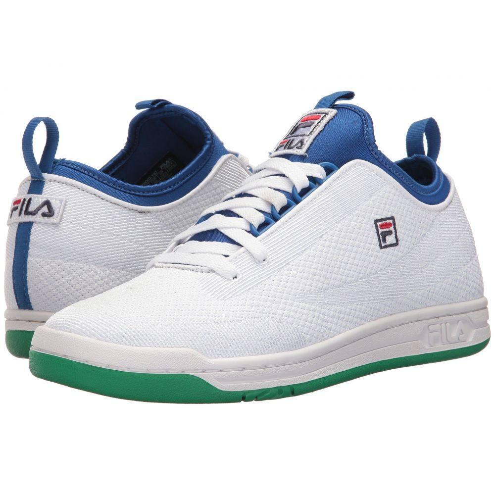 フィラ Fila メンズ テニス シューズ・靴【Original Tennis 2.0 SW】White/Prince Blue/Jellybean