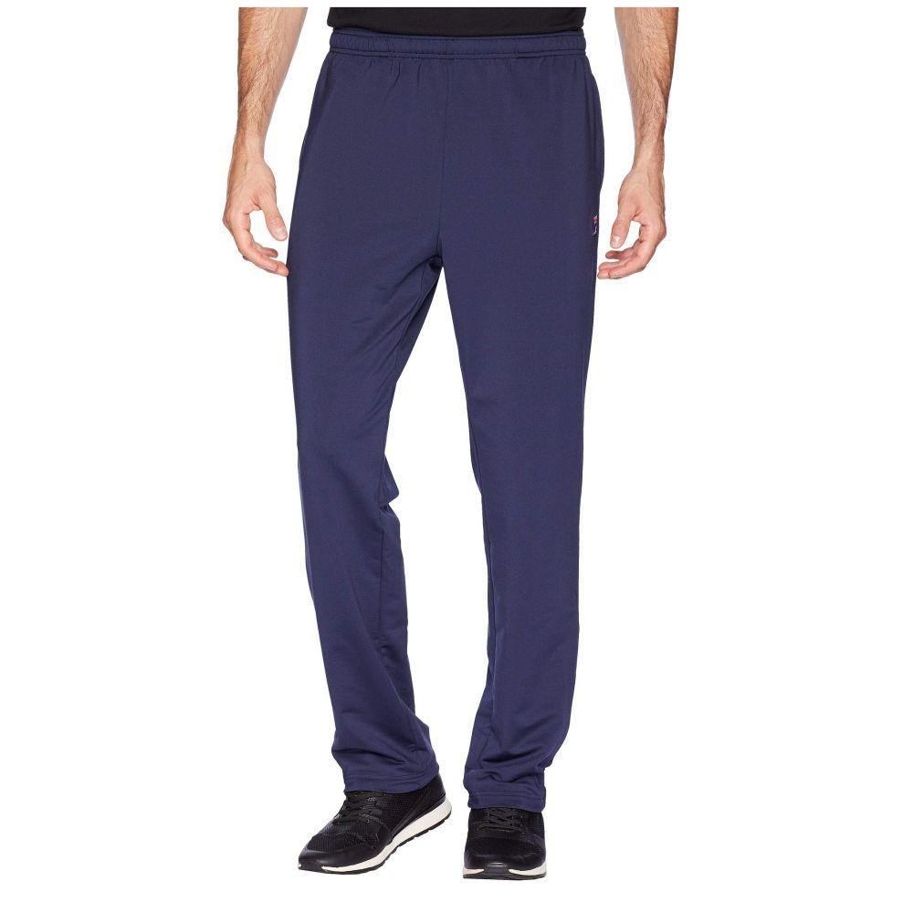 フィラ Fila メンズ テニス ボトムス・パンツ【Heritage Tennis Pants】Navy