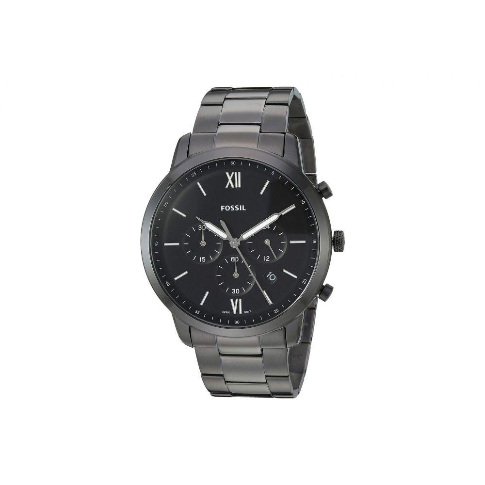 フォッシル Fossil メンズ 腕時計【Neutra Chrono - FS5474】Black