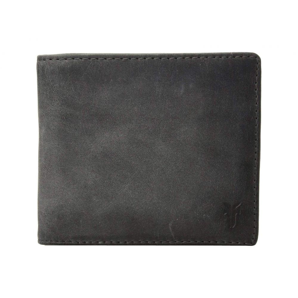 フライ Frye メンズ 財布【Oliver Billfold】Slate Smooth Pull Up