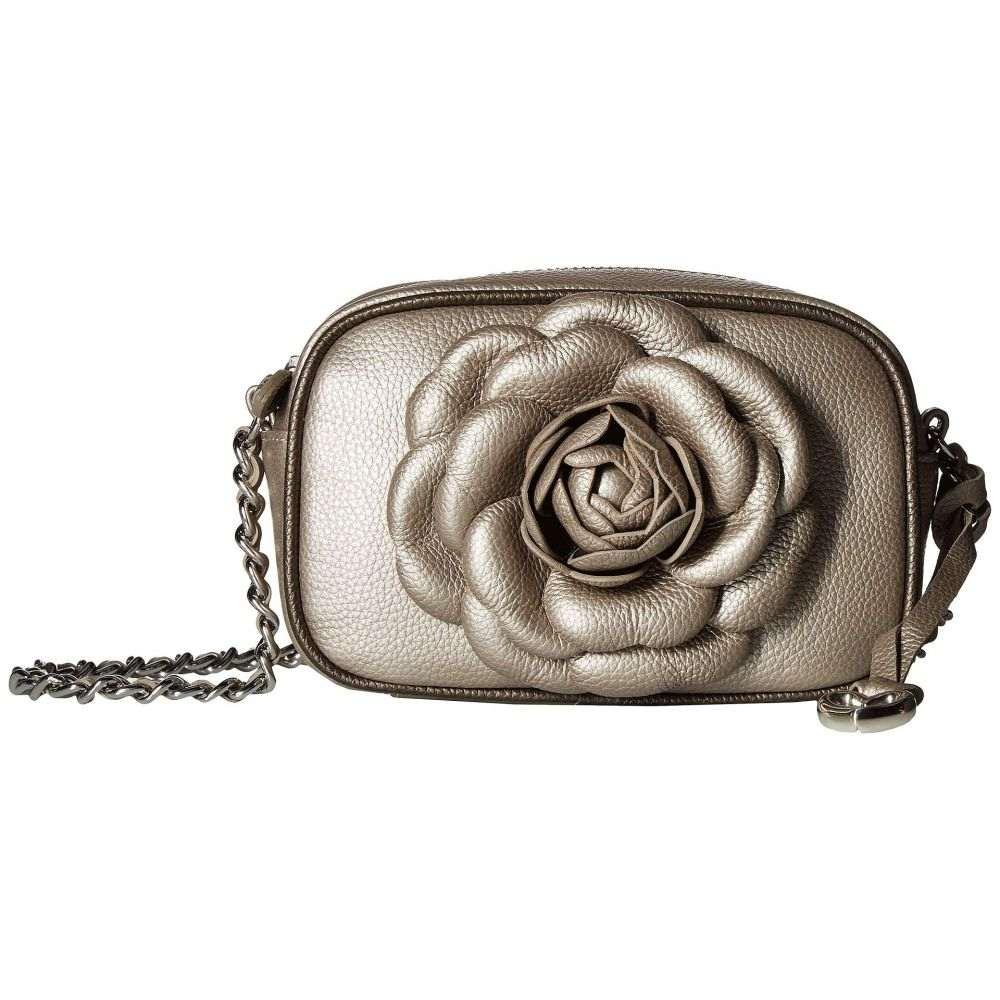 ブライトン Brighton レディース バッグ【Rosie Mini Camera Bag】Zinc Pearl