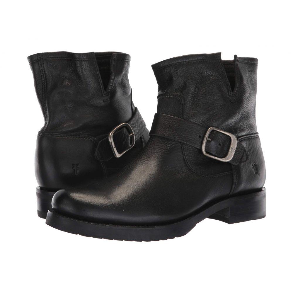 フライ Frye レディース シューズ・靴 ブーツ【Veronica Bootie】Black Soft Full Grain