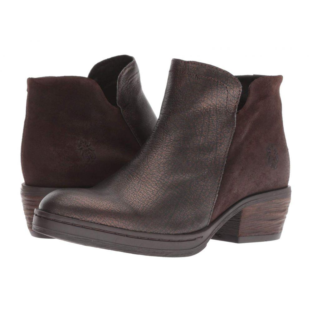 フライロンドン FLY LONDON レディース シューズ・靴 ブーツ【CLED339FLY】Bronze/Expresso Adraga/Oil Suede