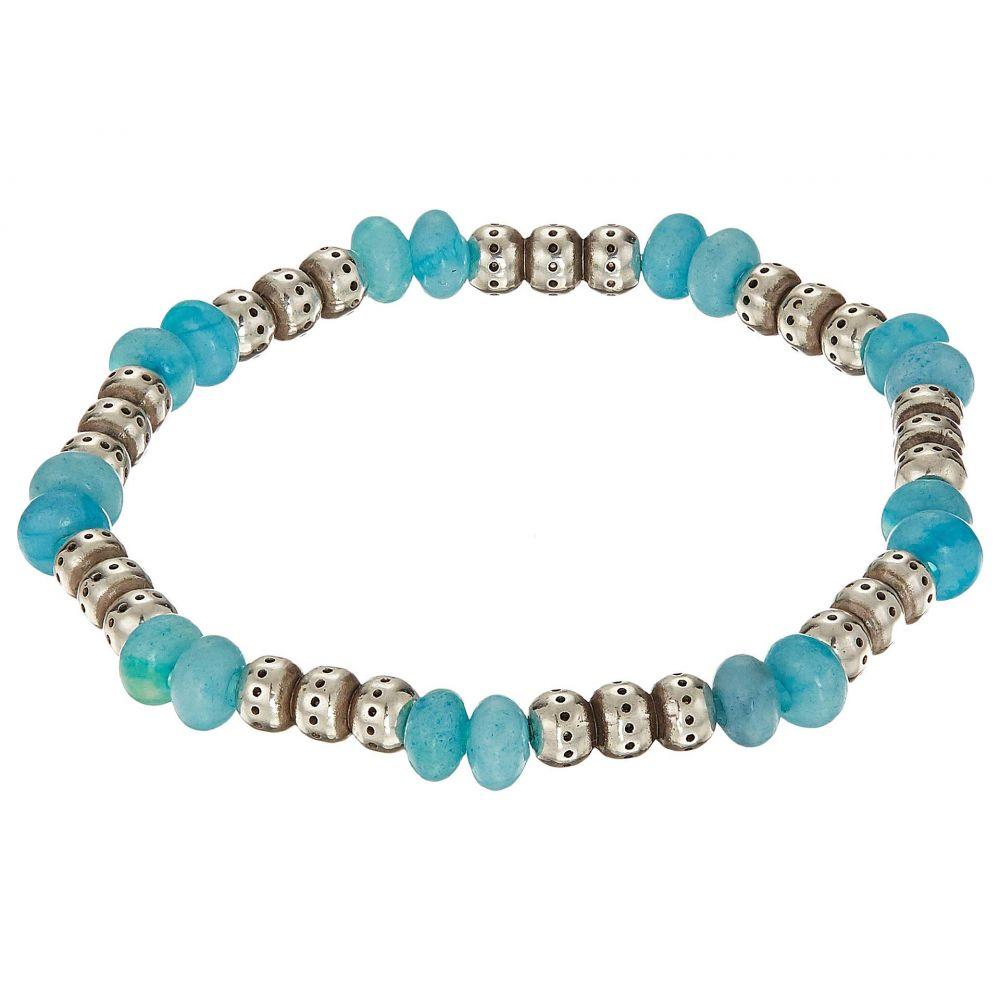 ブライトン Brighton レディース ジュエリー・アクセサリー ブレスレット【Marrakesh Oasis Stretch Bracelet】Turquoise