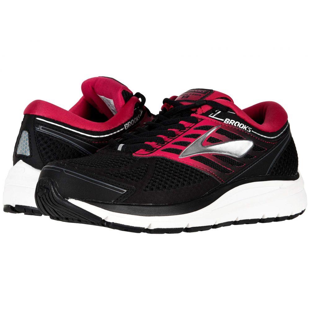 ブルックス Brooks レディース ランニング・ウォーキング シューズ・靴【Addiction 13】Black/Pink/Grey
