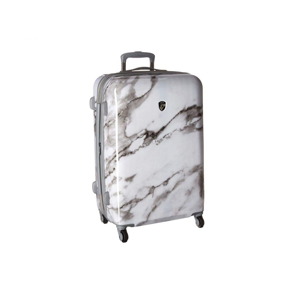 ヘイズ Heys America レディース バッグ スーツケース・キャリーバッグ【Carrara Marble 26' Spinner】White
