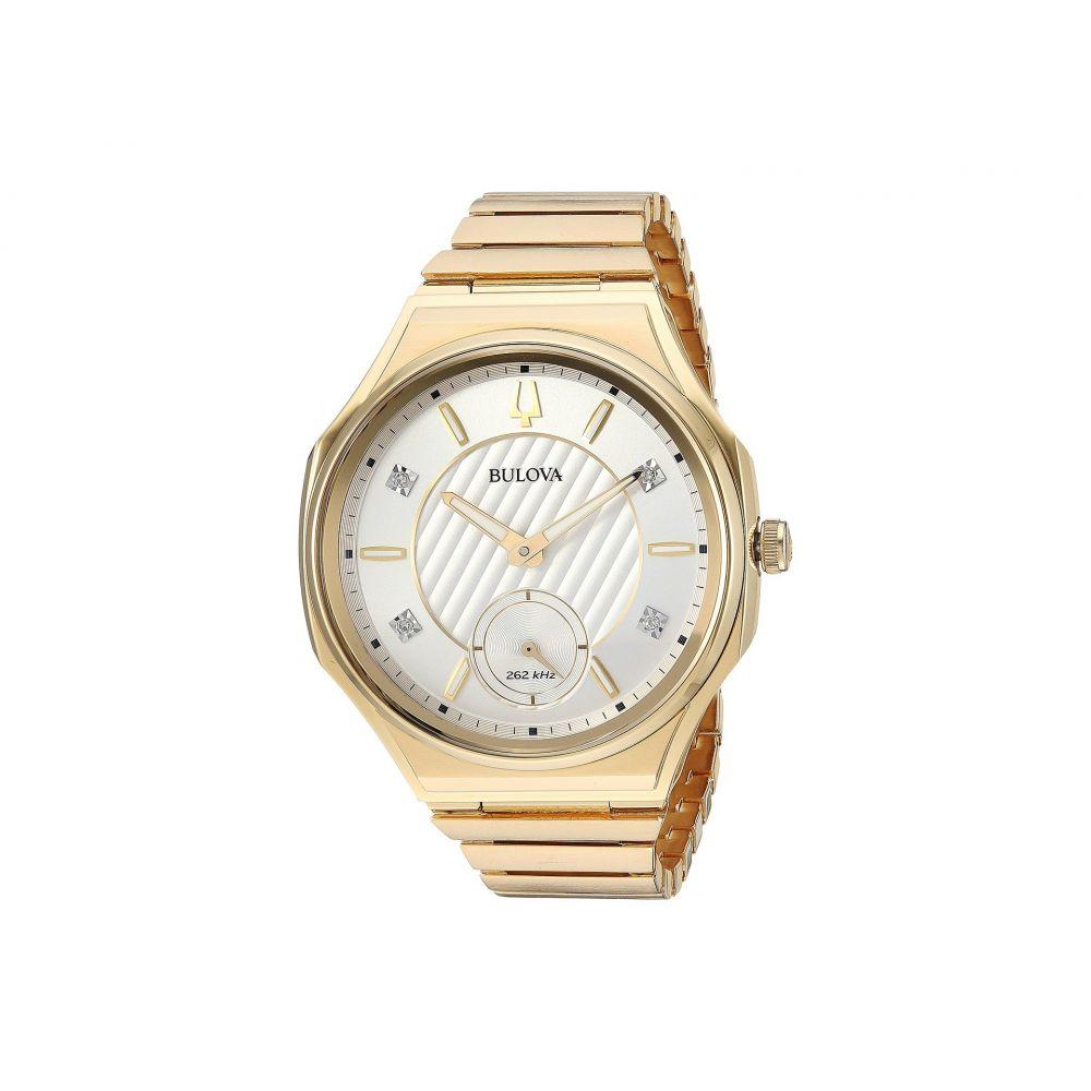 ブローバ Bulova レディース 腕時計【Curv Bracelet - 97P136】Gold