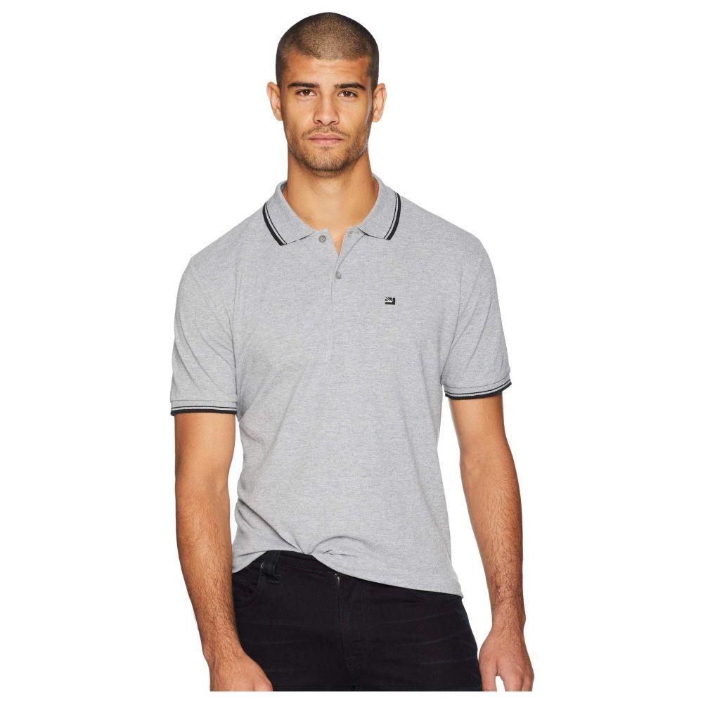 ベンシャーマン Ben Sherman メンズ トップス ポロシャツ【Romford Polo Shirt】Grey