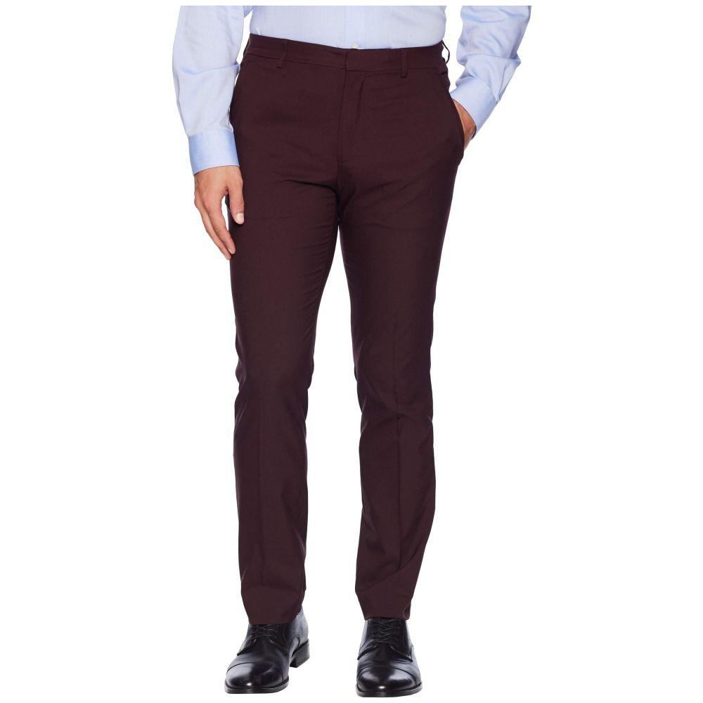 ペリー エリス Perry Ellis Portfolio メンズ ボトムス・パンツ スキニー・スリム【Very Slim Fit Solid Tech Pants】Port