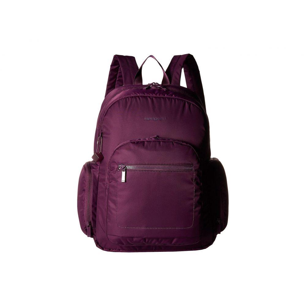 ヘデグレン Hedgren レディース バッグ バックパック・リュック【Tour Large Backpack with RFID Pocket】Purple Passion
