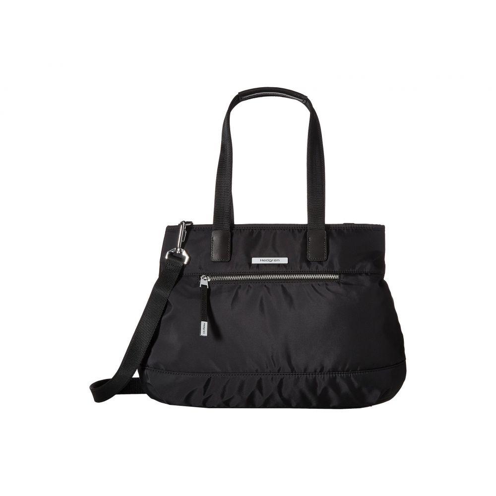 ヘデグレン Hedgren レディース バッグ ハンドバッグ【Glitz RFID Handbag】Black