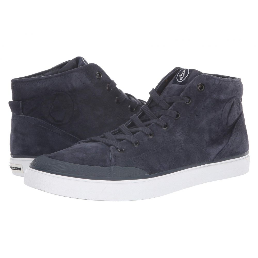 ボルコム Volcom メンズ シューズ・靴 スニーカー【Hi Fi Lx Shoes】Navy