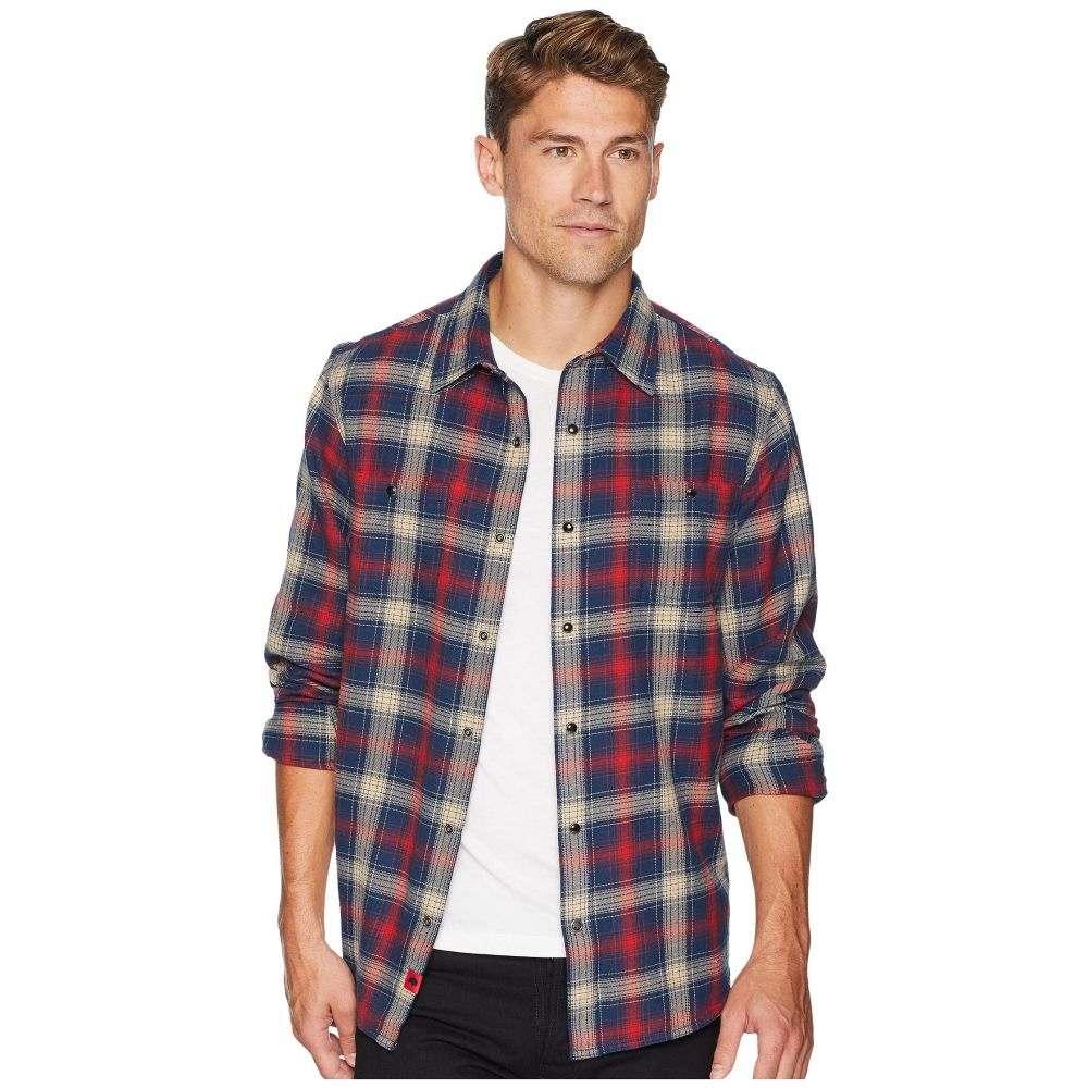 マウンテンカーキス Mountain Khakis メンズ トップス シャツ【Saloon Flannel Shirt】Twilight Plaid
