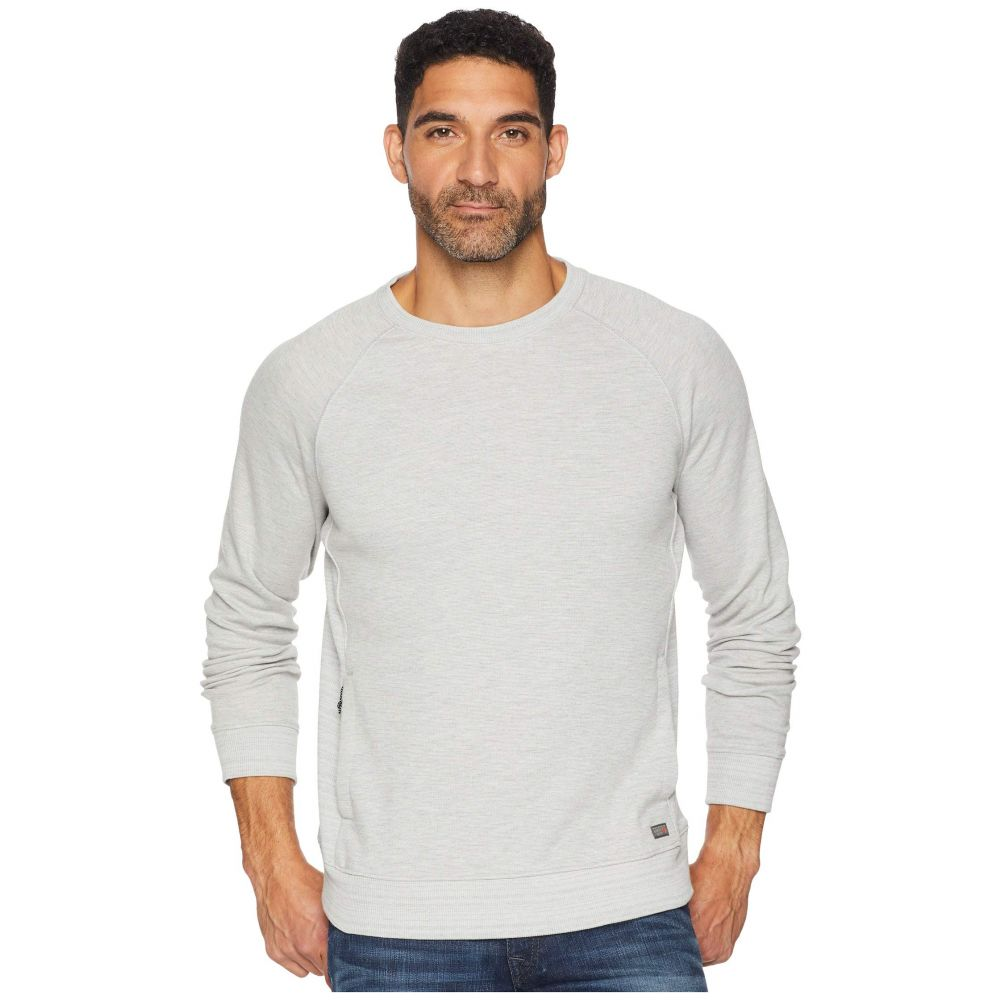 マウンテンハードウェア Mountain Hardwear メンズ トップス【Firetower(TM) Long Sleeve Crew】Grey Ice