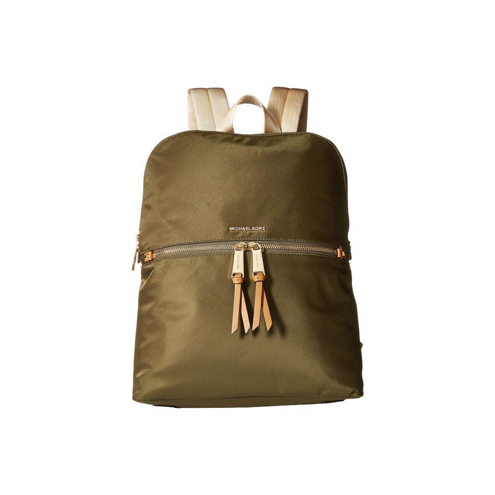 マイケル コース MICHAEL Michael Kors レディース バッグ バックパック・リュック【Polly Medium Slim Backpack】Olive