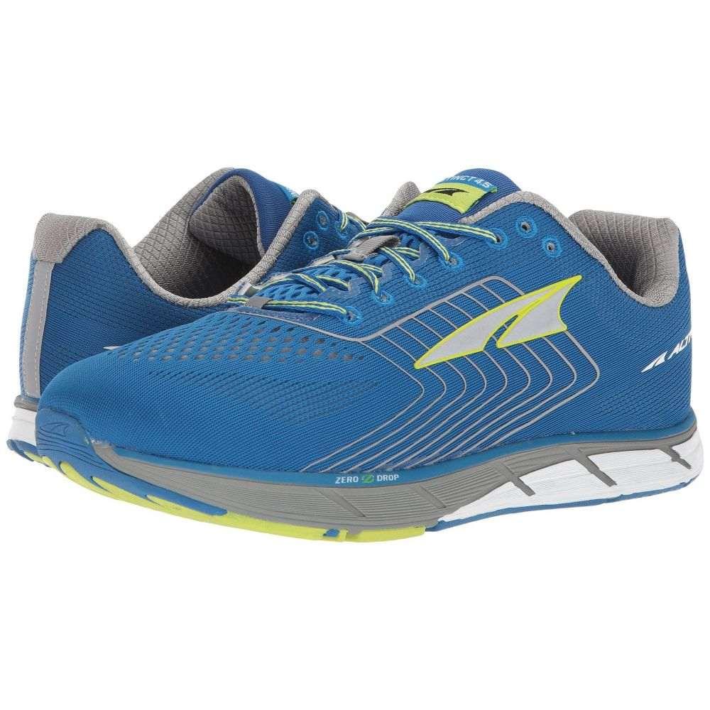 アルトラ Altra Footwear メンズ ランニング・ウォーキング シューズ・靴【Instinct 4.5】Blue