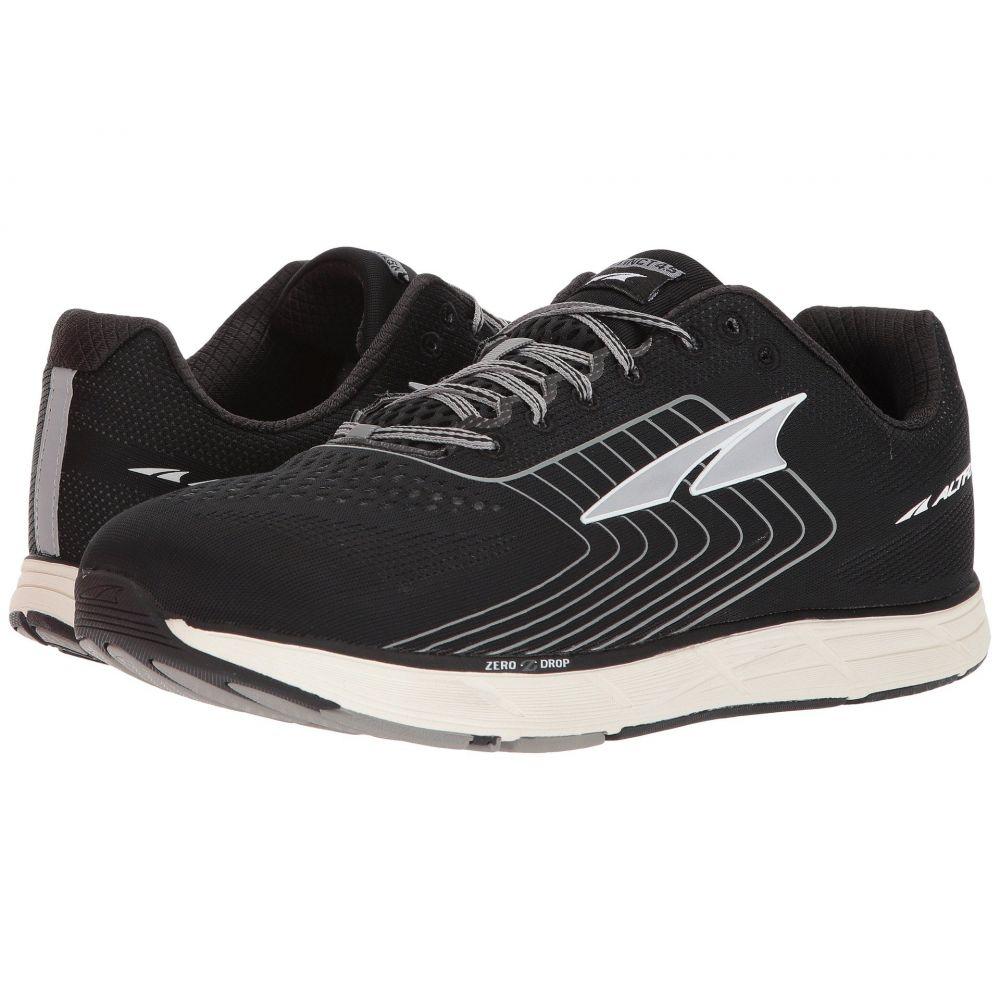 アルトラ Altra Footwear メンズ ランニング・ウォーキング シューズ・靴【Instinct 4.5】Black
