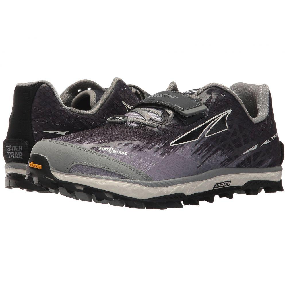 アルトラ Altra Footwear レディース ランニング・ウォーキング シューズ・靴【King MT 1.5】Black