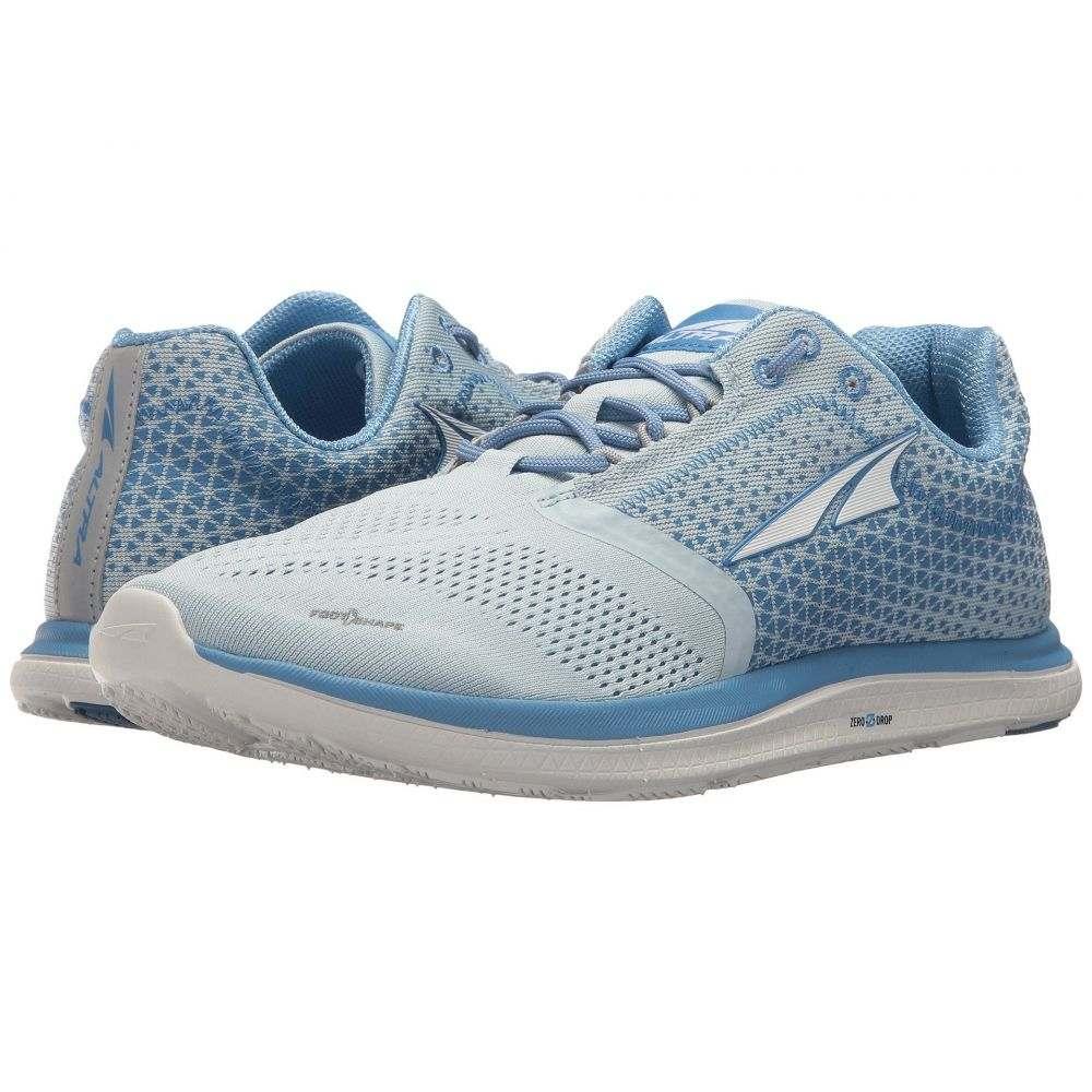 アルトラ Altra Footwear レディース ランニング・ウォーキング シューズ・靴【Solstice】Blue