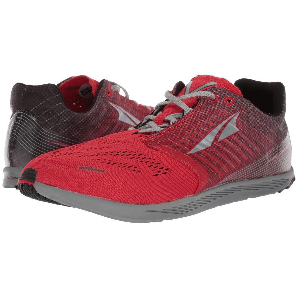 アルトラ Altra Footwear レディース ランニング・ウォーキング シューズ・靴【Vanish-R】Red