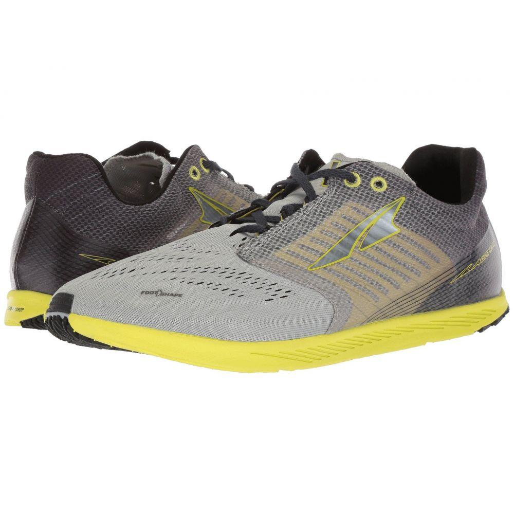 アルトラ Altra Footwear レディース ランニング・ウォーキング シューズ・靴【Vanish-R】Gray/Lime