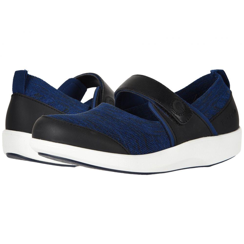 アレグリア Alegria レディース シューズ・靴【TRAQ by Qutie】Blue