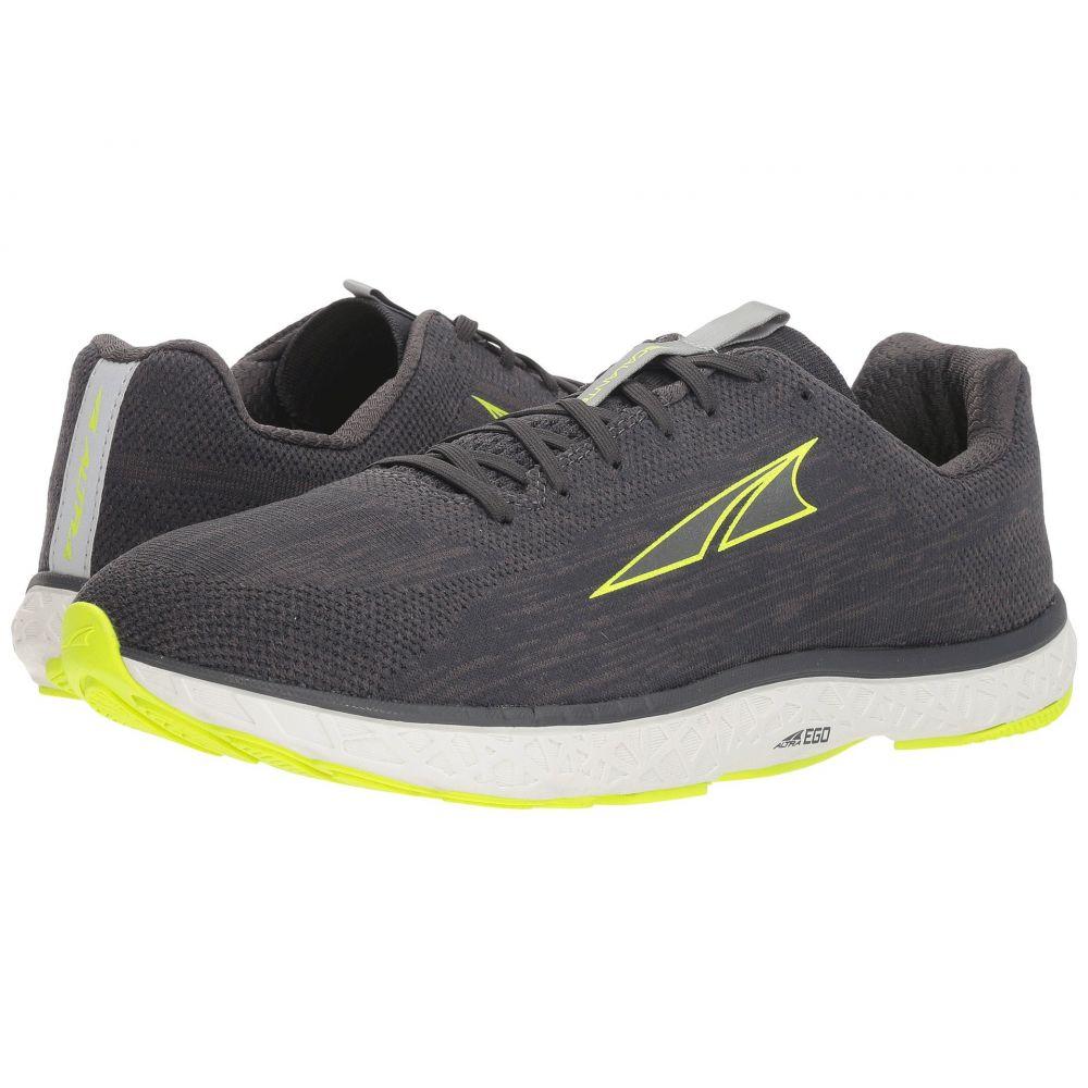 アルトラ Altra Footwear メンズ ランニング・ウォーキング シューズ・靴【Escalante 1.5】Gray/Yellow