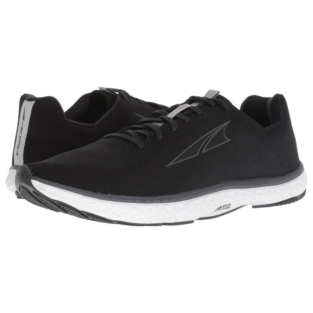 アルトラ Altra Footwear メンズ ランニング・ウォーキング シューズ・靴【Escalante 1.5】Black/White